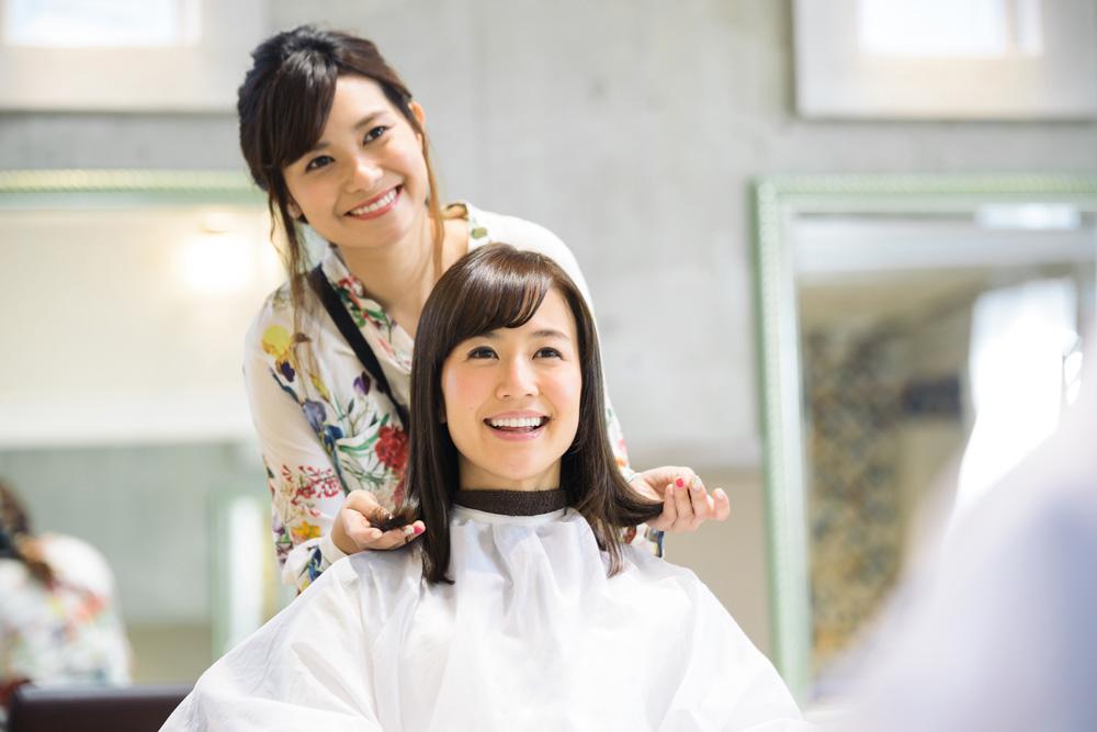アシスタント美容師のコミュニケーション